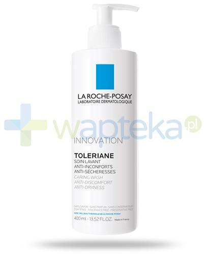 La Roche Toleriane łagodna emulsja oczyszczająca do skóry wrażliwej, normalnej i mieszanej 400 ml