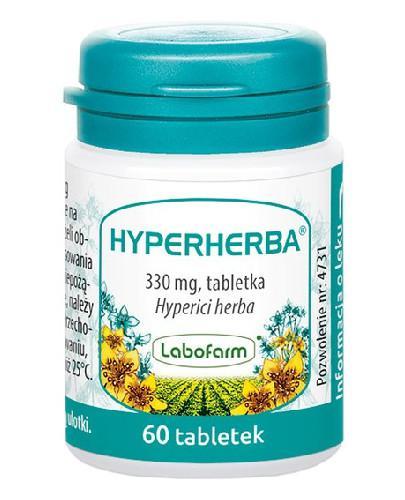 Labofarm Hyperherba 60 tabletek