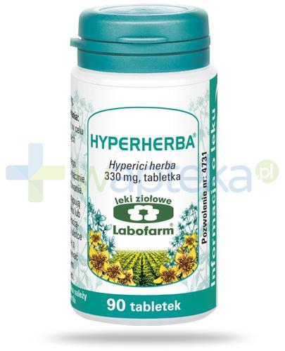 Labofarm Hyperherba 90 tabletek