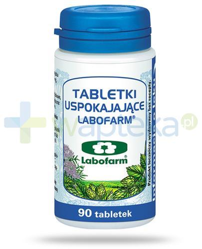 Labofarm tabletki uspokajające 90 tabletek