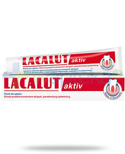 Lacalut Aktiv pasta do zębów 75 ml