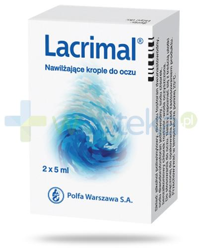 Lacrimal 14mg/ml krople do oczu 10 ml