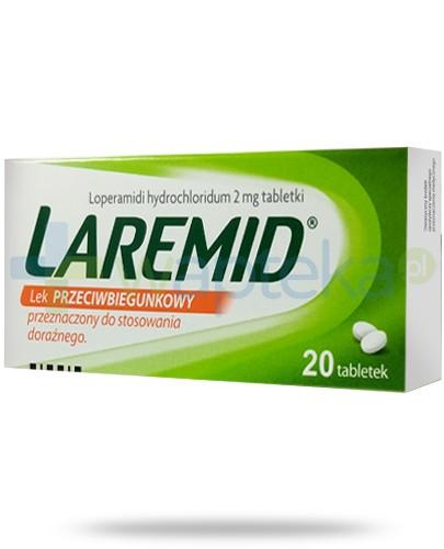 Laremid 2mg 20 tabletek