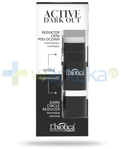 Lbiotica Dark Out reduktor cieni pod oczami 6 g
