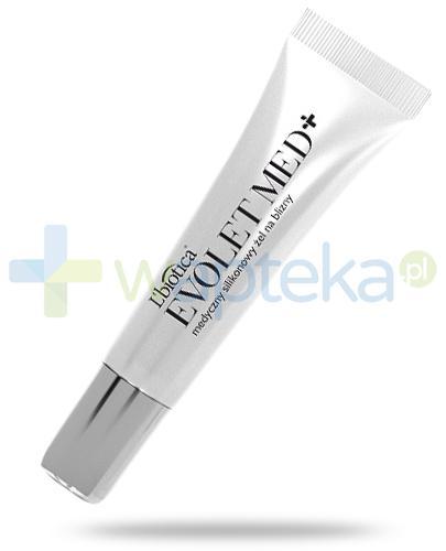 Lbiotica Evolet Med+ medyczny silikonowy żel na blizny 15 g