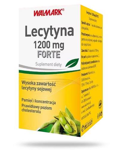 Lecytyna Forte 1200 mg 37 kapsułek