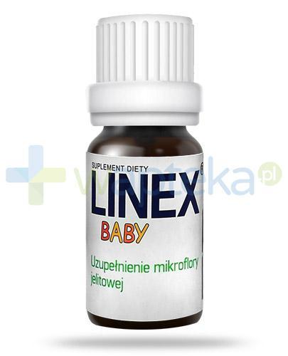 Linex Baby krople 8 ml