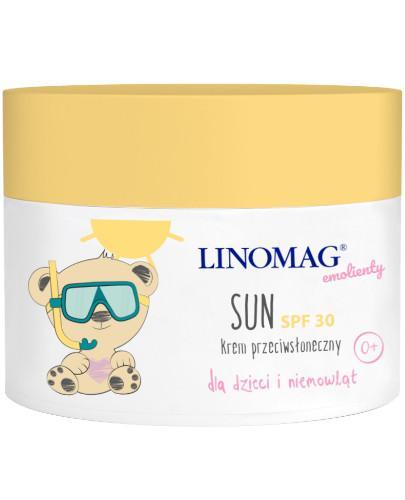 Linomag Sun krem przeciwsłoneczny SPF30 od 1-go dnia życia 50 ml