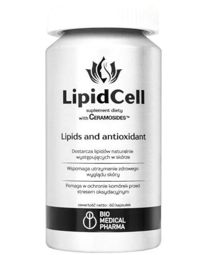 LipidCell 60 kapsułek