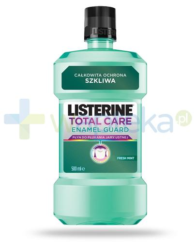 Listerine Total Care Enamel Guard płyn do płukania jamy ustnej 500 ml