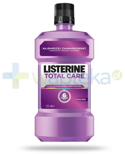 Listerine Total Care płyn do płukania jamy ustnej 250 ml