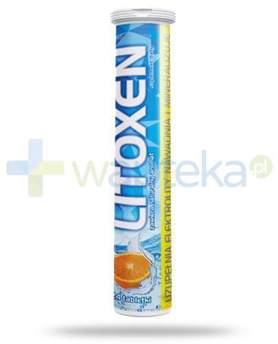 Litoxen 24 tabletki Xenico