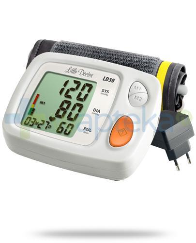 Little Doctor LD30 ciśnieniomierz automatyczny naramienny 1 sztuka