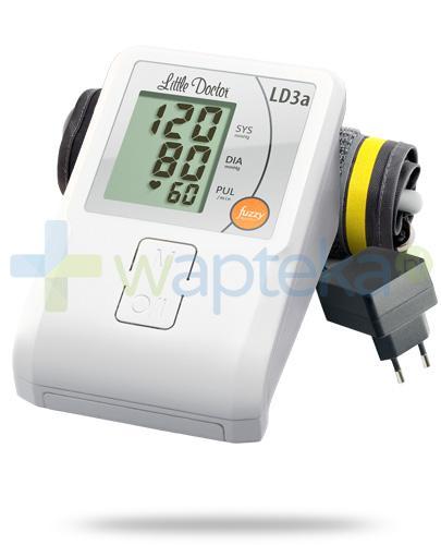 Little Doctor LD3A ciśnieniomierz automatyczny naramienny 1 sztuka