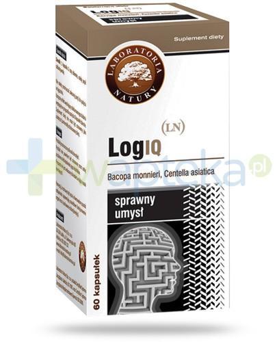 LogIQ (LN) Sprawny umysł 60 kapsułek