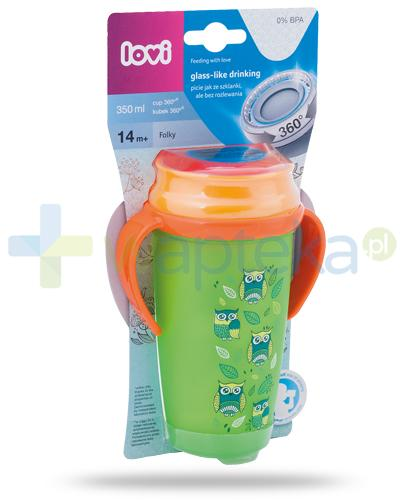 Lovi Folky 360°  kubek dla dzieci 14m+ 350 ml [1/563_new]