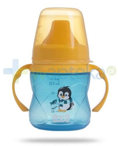 Lovi Hot&Cold kubek niekapek 35/321 kolor turkusowy dla dzieci 150 ml