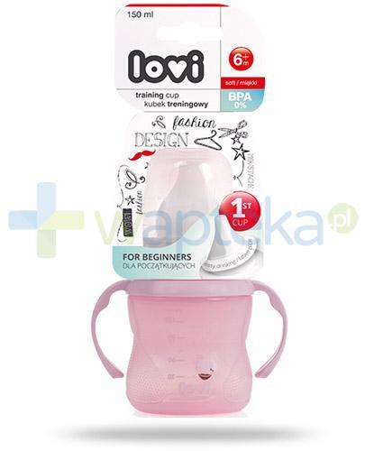 Lovi kubek treningowy 150 ml kolor różowy [35/300]