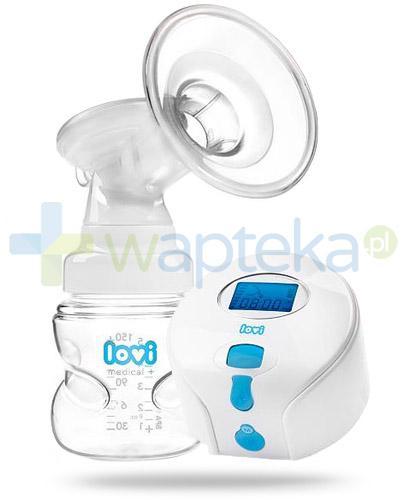 Lovi Prolactis laktator elektryczny dwufazowy 1 sztuka [5/501v] + kolorowe wkładki laktacyjne 2x 20 sztuk [ZESTAW]