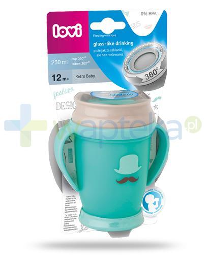 Lovi Retro Baby 360°  kubek dla dzieci 12m+ 250 ml [1/590_new]