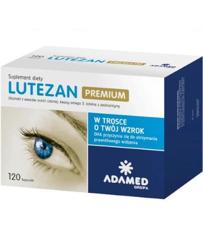 Lutezan Premium 120 kapsułek