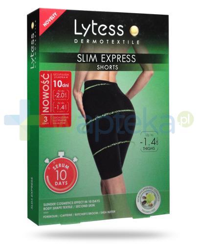 Lytess Slim Express Shorts wyszczuplające szorty rozmiar S/M 1 sztuka