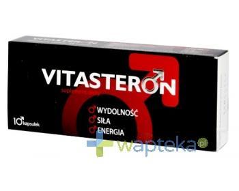 VITASTERON 10 kapsułek