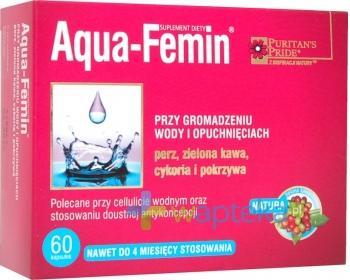 Aqua-Femin 60 kapsułek