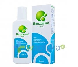 Benzacne tonik 200 ml