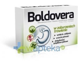 Boldovera  30 tabletek