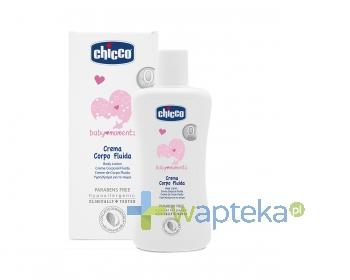 Chicco Balsam do ciała 200ml 0m+