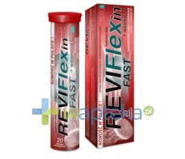 Reviflexin FAST 20 tabletek musujących