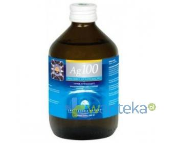 Srebro Koloidalne Ag100 tonik 300 ml Laboratoria Natury