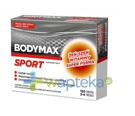 Bodymax Sport 120 tabletek