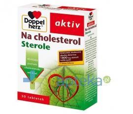 DoppelHerz aktiv NA CHOLESTEROL STEROLE 30 tabletek