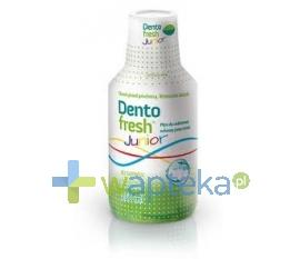 Dentofresh Junior płyn do płukania jamy ustnej 250 ml
