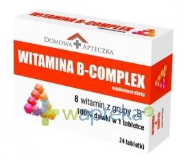 Domowa Apteczka Witamina B Complex 24 tabletki