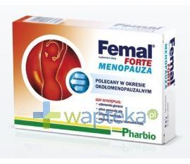 Femal Forte Menopauza 40 tabletek 11959