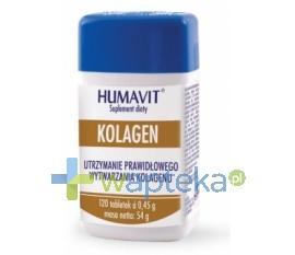 Humavit Kolagen 120 tabletek