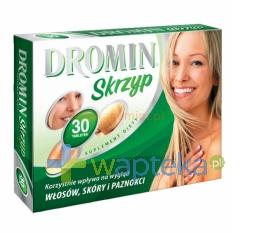 Dromin Skrzyp 30 tabletek