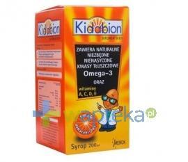 Kidabion syrop 200 ml