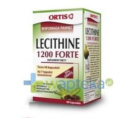 Lecithine 1200 Forte 48 kapsułek