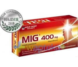 MIG 400mg 10 tabletek