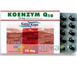 Naturkaps Koenzym Q-10 30 mg  x 30 kapsułek