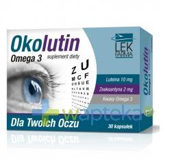 Okolutin Omega-3 30 kapsułek