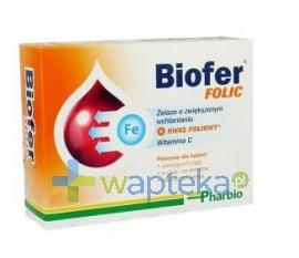 Biofer Folic 80 tab