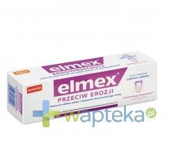 ELMEX Pasta do zębów przeciw erozji 75ml