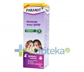 Paranit podwójna formuła spray 100 ml