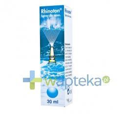 Rhinoton aerozol do nosa 30 ml