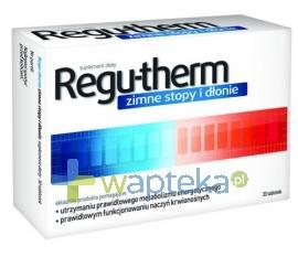 Regu-therm zimne stopy i dłonie 30 tabletek